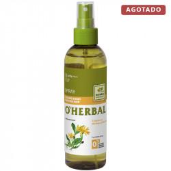 Spray para cabello fino sin...