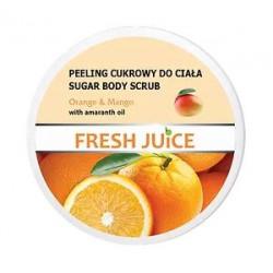 Peeling corporal naranja y...