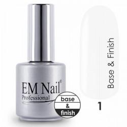 Base & Finish EM Nail