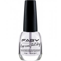 Top Coat Fast Dry Faby