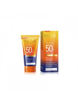 Crema protectora facial SPF...